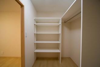 ベッドルーム、クロゼット、WIC、リノベーション東京