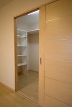 WIC、寝室、ベッドルーム、収納、クロゼット、リノベーション東京