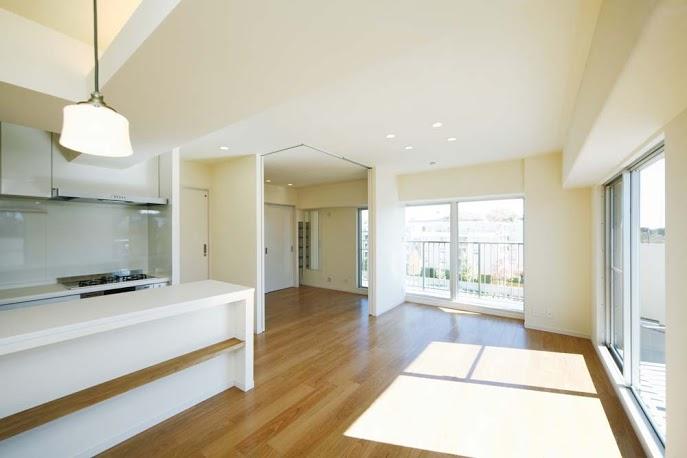 「One's Life ホーム」のリノベーション事例「梁に仕込んだ間接照明。光あふれるこだわり空間」