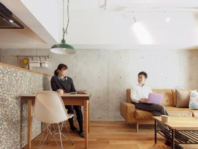 「Renomama (リノまま) 」のリノベーション事例「おうちカフェで居心地のよい毎日を満喫!」