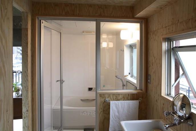 トイレ、バスルーム、浴室、脱衣、リノベーション東京