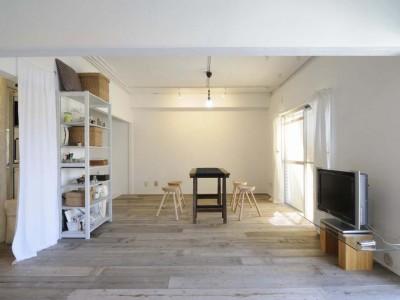 「スタイル工房」のリノベーション事例「セレクトショップをイメージした、洗練された住まい」