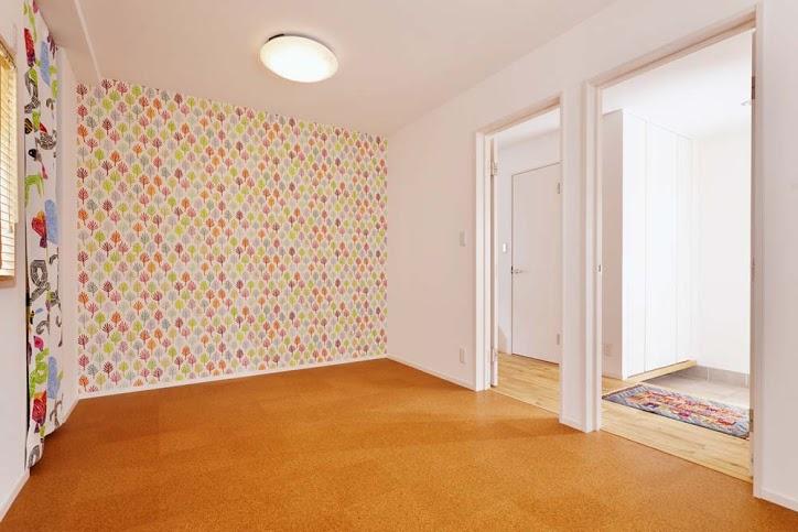 洋室、子供部屋、壁紙、キッズルーム、スタイル工房