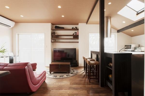 「スタイル工房」のリノベーション事例「リゾート気分を楽しむ戸建リノベーション」