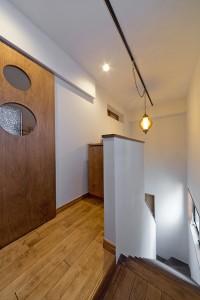 廊下、建具、引き戸、グラデン、GLLADEN