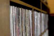 レコード、収納、造作、DJブース、マンションリノベーション、GLADDEN、グラデン