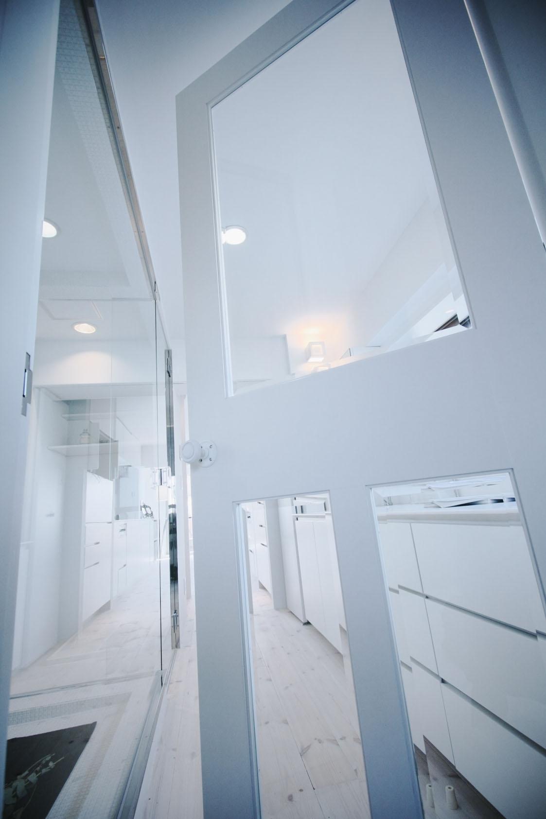 建具、ドア、スケルトン、マンションリノベーション、9株式会社