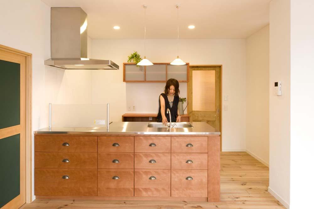 「スタイル工房」のリノベーション事例「父との同居で実家をリフォーム。 親と子の思いを詰め込んだ二世帯住宅」