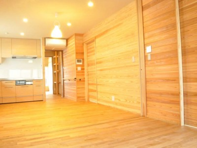「株式会社駿河屋」のその他のリノベーション事例「南会津の森の風を感じる家」