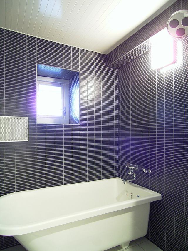 浴室、バスルーム、タイル、シャワールーム、マンションリノベーション、株式会社エキップ、equip