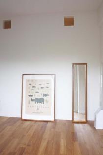 ウォークインクローゼット、書斎、収納、マンションリノベーション、築32年、スタイル工房