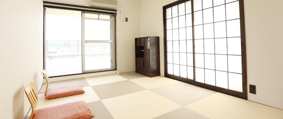 和室、障子、畳、モダン、クラボ、kulabo