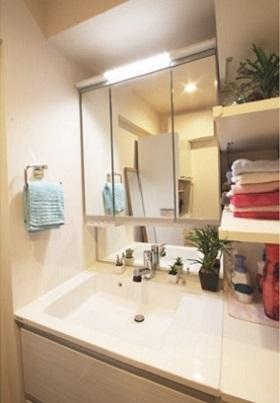 浴室、バスルーム、洗面、水回り、マンション、リノベーション、リフォーム、リノステージ