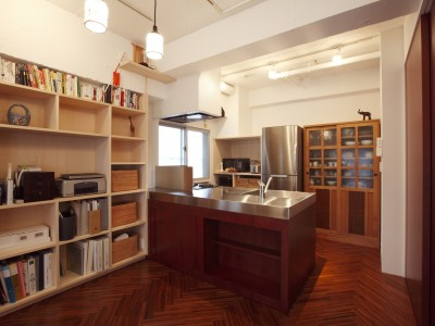 「リノベーション東京」のマンションリノベーション事例「アレルギー対策を考えた安らぎの住まいリノベーション」