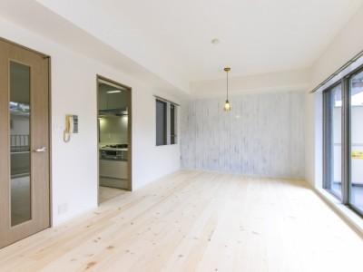 「リノベの一歩(株式会社 一歩)」のその他のリノベーション事例「北欧+和のモダン住宅」