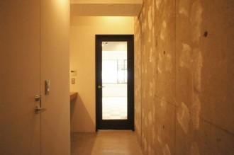 廊下、洋室、マンション、リノベーション、東京リノベ