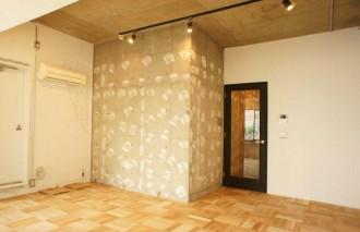 ワイドスパン、窓、間取り、廊下、建具、東京リノベ
