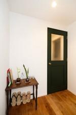 ドアノブ、ガラス、造作、ドア、建具、インテリックス