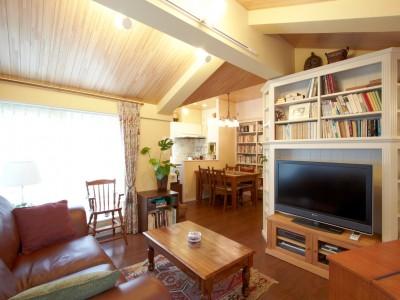 「リノベーション東京」のマンションリノベーション事例「「夏の暑さ」「冬の寒さ」を感じない家」