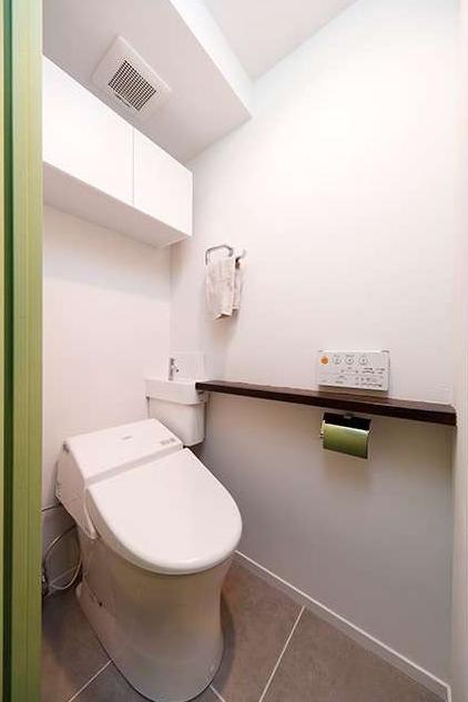 建具、塗装、トイレ、タイル、インテリックス空間設計