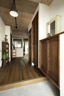 玄関、靴、収納、下足、マンション、中古、リノベーション、スタイル工房
