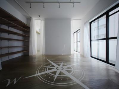 「9株式会社」のマンションリノベーション(賃貸)事例「家賃アップを目指した賃貸リノベのコストカット」