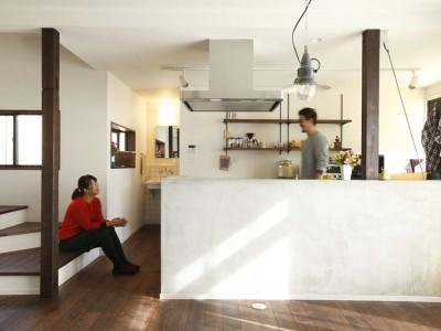 「スタイル工房」のリノベーション事例「築46年の広い家を懐かしさ漂う雰囲気にアレンジ」