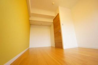 洋室、子供部屋、アクセントクロス、壁、クローゼット、収納、カーテン、イデアル、ideal