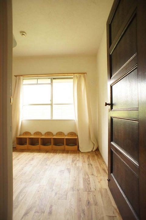 建具、重厚、採光、子供部屋、キッズルーム、マンション、リフォーム、空間社