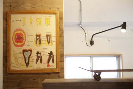 板張り、壁、ポスター、装飾、間接署名、クローゼット、マンションリノベーション、リノベる。