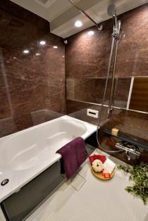 バスルーム、浴室、配置換え、マンション、リノベーション、リフォーム、リノステージ