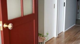 LDK、入口、建具、ドア、廊下、水回り、引戸、インテリックス