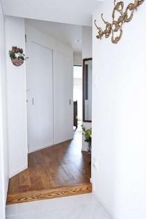 玄関、洗面台、回遊、動線、水回り、インテリックス