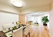 LDK、居室、WIC、収納、マンションリノベーション、リノステージ
