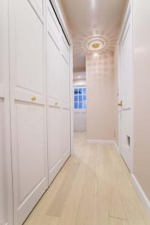 玄関、収納、鏡面、塗装、建具、ドア、愛猫、キャット、QUALIA、クオリア