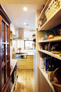 食器棚、収納、設計、造作、マンション、リフォーム、リノベーション、アズ建設