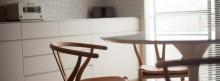 ダイニング、チェア、木製、マンション、都心、リノベーション、EcoDeco、エコデコ