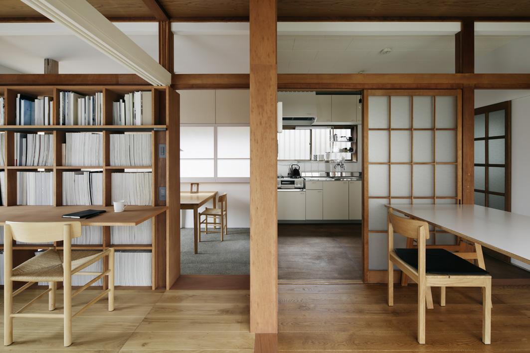 鴨居、四つ間、田の字型、設計、戸建、リノベーション、青木律典、デザインライフ設計室