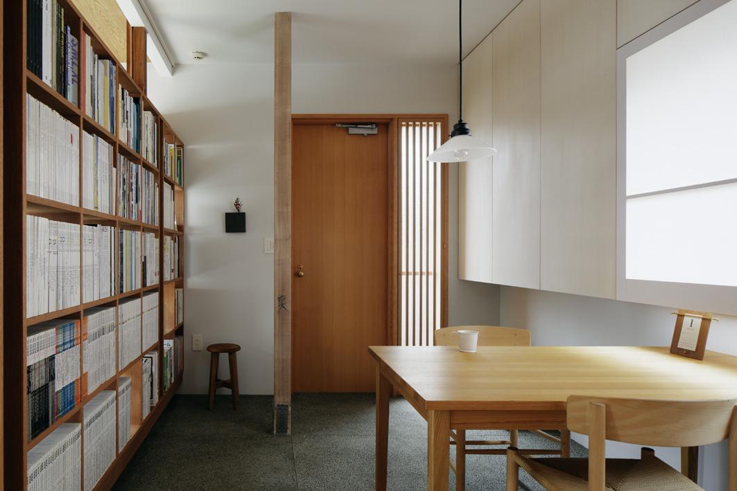 玄関、土足、段差なし、フラット、戸建、青木律典、株式会社デザインライフ設計室