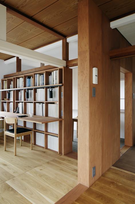 ダイニング、回遊、田の字型、四つ間、戸建、青木律典、株式会社デザインライフ設計室