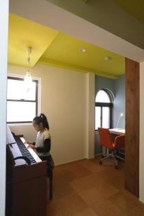 フリースペース、スタディスペース、書斎、リノベーション、スタイル工房