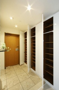 靴収納、玄関収納、玄関、シューズボックス、靴箱、シューズクローゼット、リノベーション