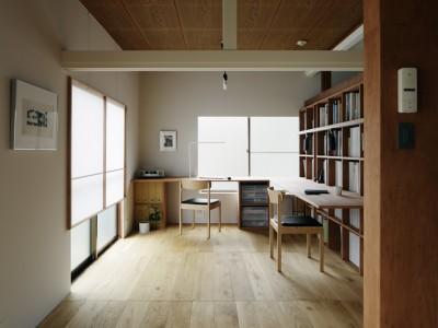 「青木律典 | 株式会社デザインライフ設計室」のリノベーション事例「四つ間の家 -町田の戸建リノベーション-」