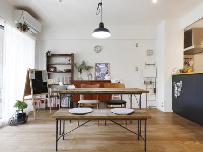 「スタイル工房」のリノベーション事例「こだわりのインテリアと家族のつながりを大切にする家」