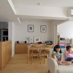 「スタイル イズ スティルリビング」の「子供部屋のあるマンションリフォーム」
