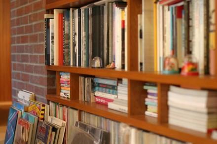 造作、本棚、間仕切り、収納、目隠し、HOUSETRAD、ハウストラッド
