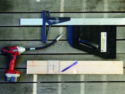 「リノベーション・ゼミナール」の「【どこまでできる?DIY】DIYマイスター・漆原さん(3)材料&道具」