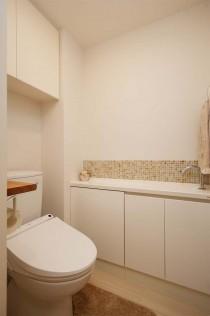 トイレ、珪藻土、消臭機能、既存、水廻り、水回り、リノベーション、スタイル工房