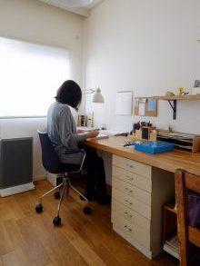 ワークスペース、仕事部屋、空間社、リノベーション、一人暮らし、