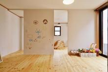 子供部屋、キッズルーム、スタイル工房、リノベーション、自然素材、無垢フローリング